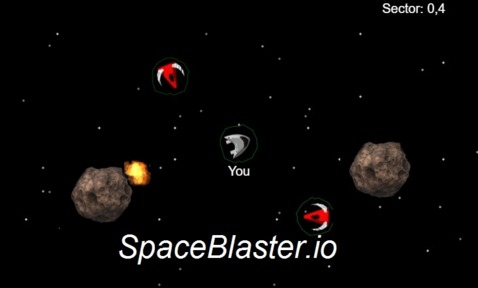 SpaceBlaster.io